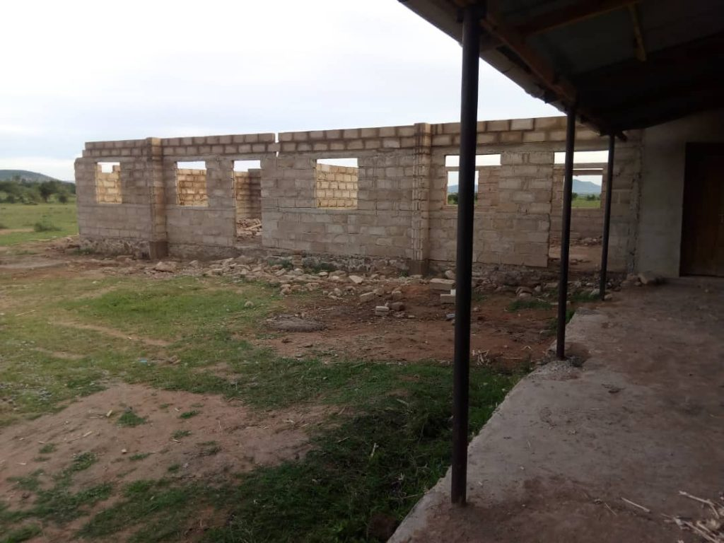 Pre school building 2