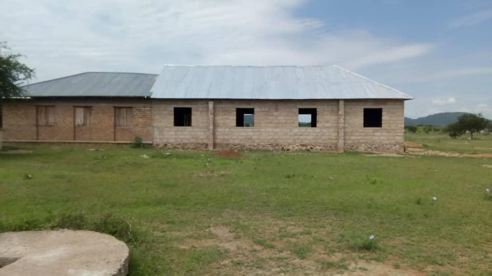 Pre school building