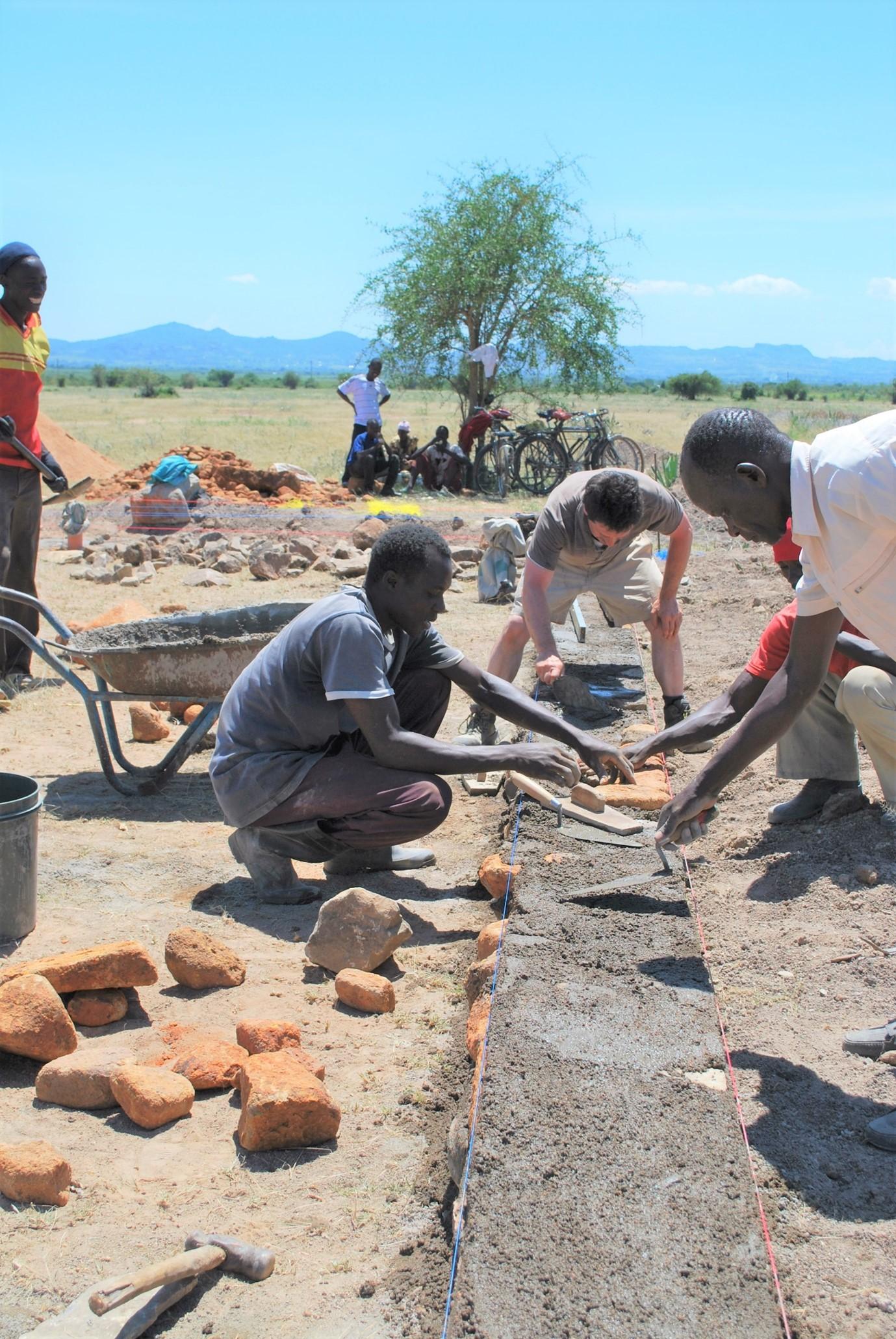 School build #8